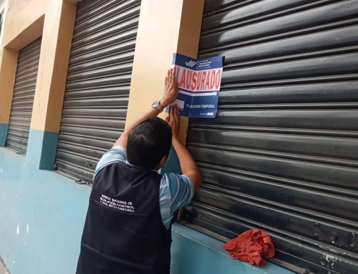 ¡ATENCIÓN! Cierran restaurante de comida china en Guayaquil