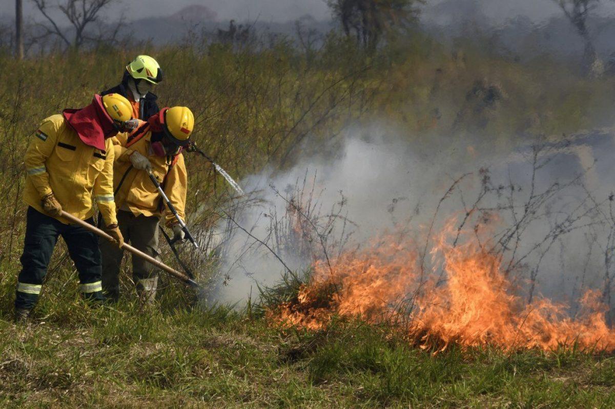 Incendios forestales en región de Bolivia consumen 147.254 hectáreas