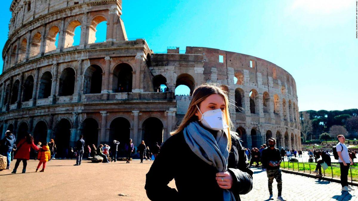 Italia supera los 1.000 nuevos casos de coronavirus en un día