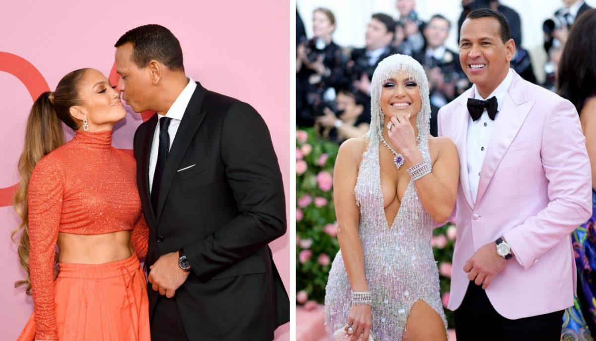 Jennifer Lopez y su novio se escaparon a la playa y las fotos sin filtros corren por internet