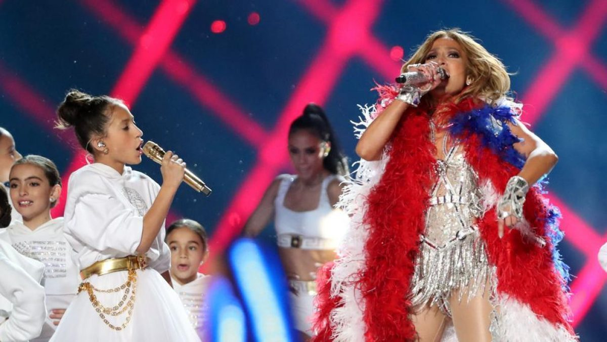 Así fue como Jennifer López demostró que está orgullosa el talento que heredó su hija Emme