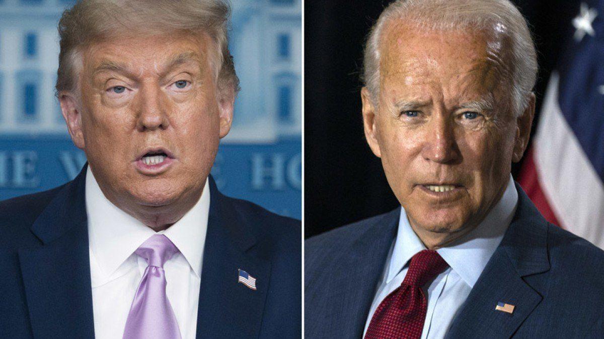 """""""No voy a perder mi tiempo"""": Trump dice que no participará en un debate virtual con Biden"""