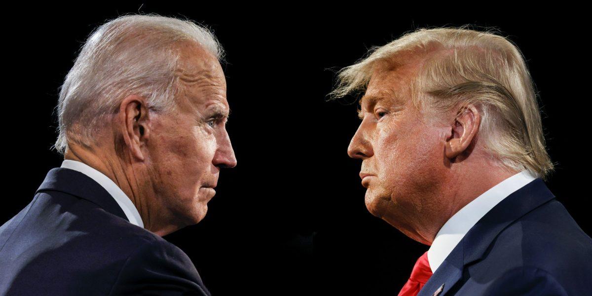 Joe Biden vs Donald Trump: esta es la situación de las elecciones presidenciales en EE.UU.