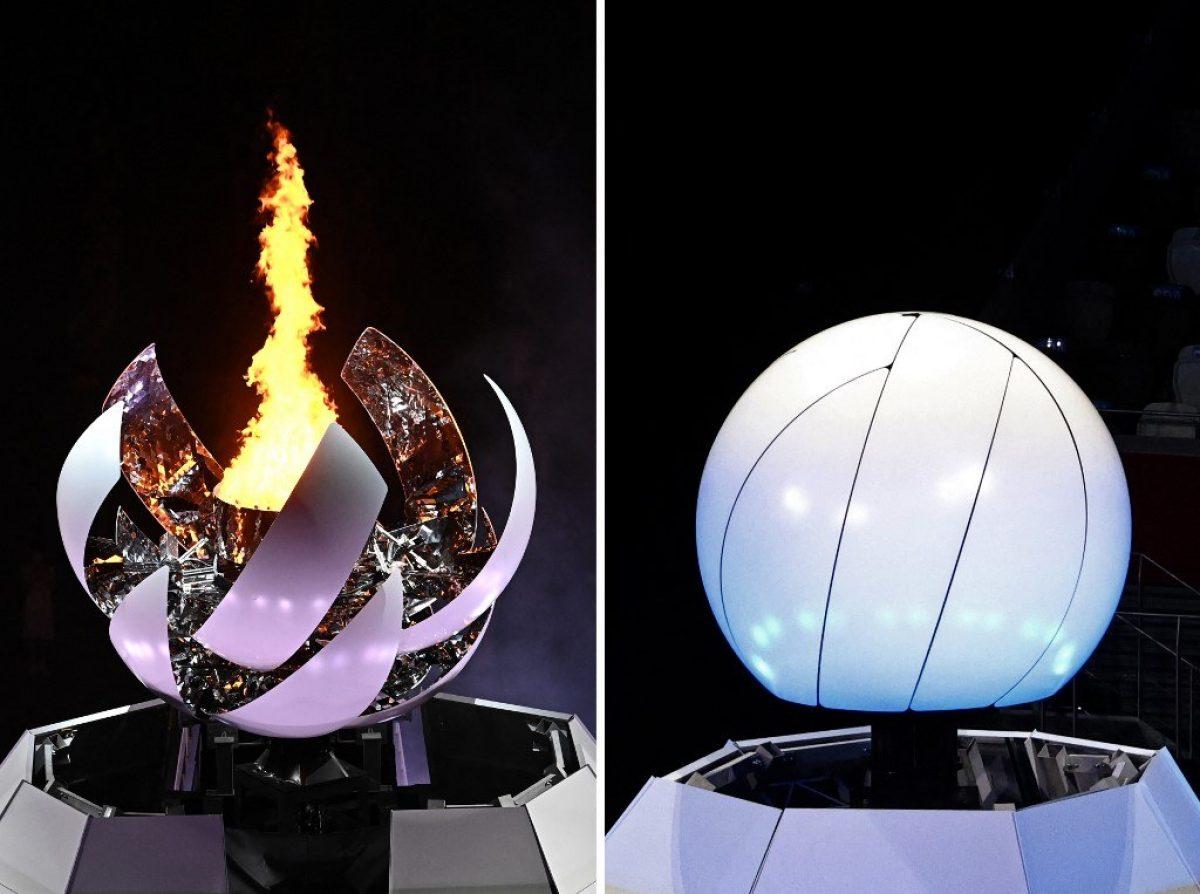 Tokio apaga su llama olímpica y da el relevo a París