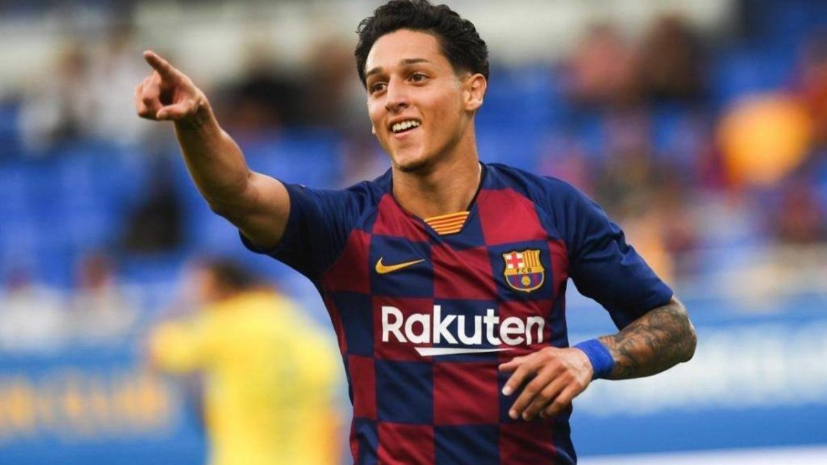 (CARTA): Kike Saverio se despide del FC Barcelona
