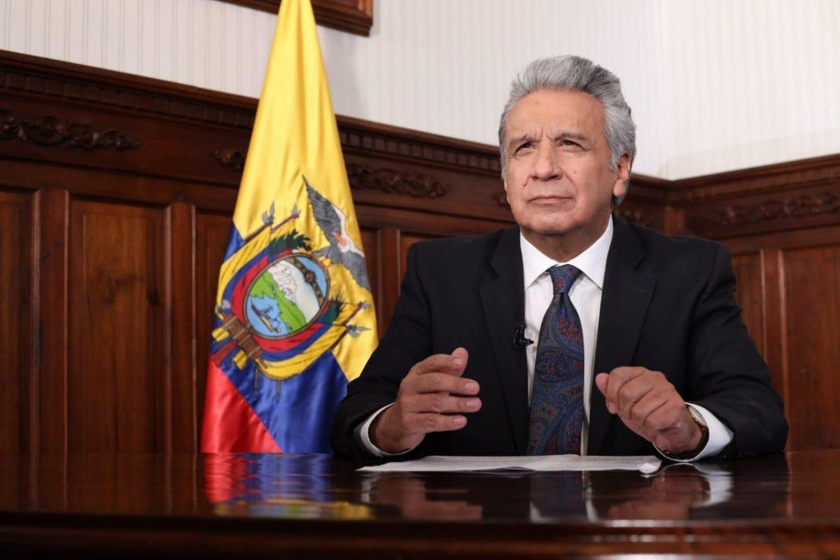 Avión presidencial de Lenín Moreno sufre desperfecto mecánico