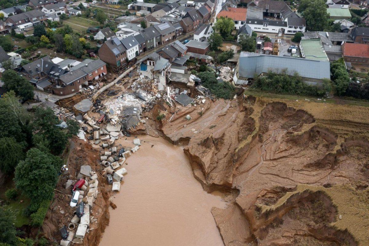 Al menos 133 muertos en Alemania y 153 en Europa debido a las lluvias