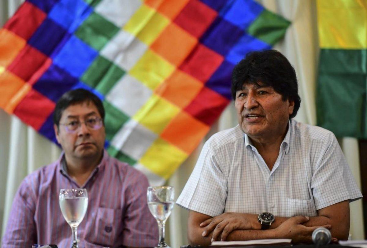 Candidato de Evo Morales se impone en elecciones presidenciales en Bolivia según sondeos