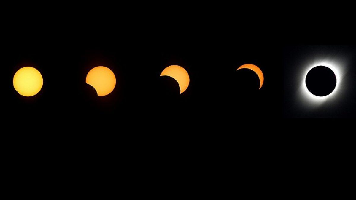 Antes del 2021: Eclipse, conjunción de planetas y lluvias de estrellas