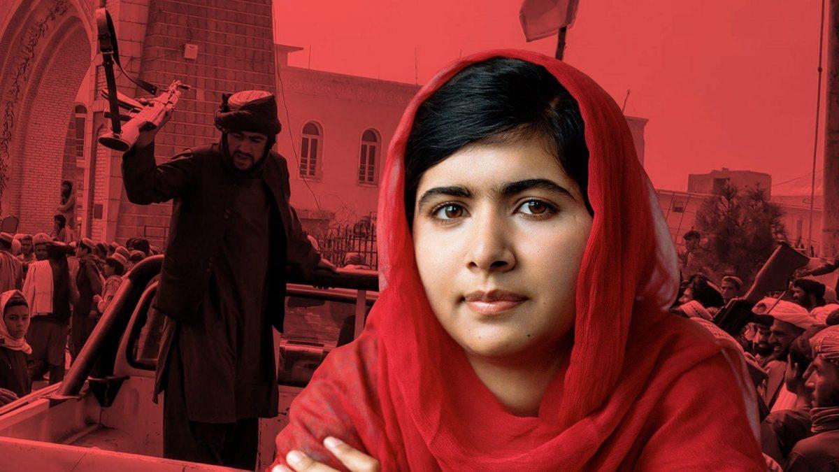 """Malala Yousafzai: """"No podemos ver a un país retrocediendo décadas o siglos"""""""