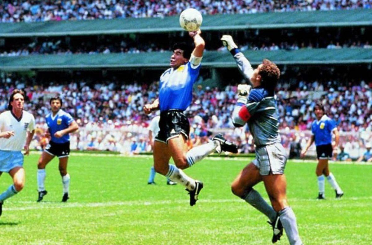VIDEO | Los mejores goles de Diego Armando Maradona