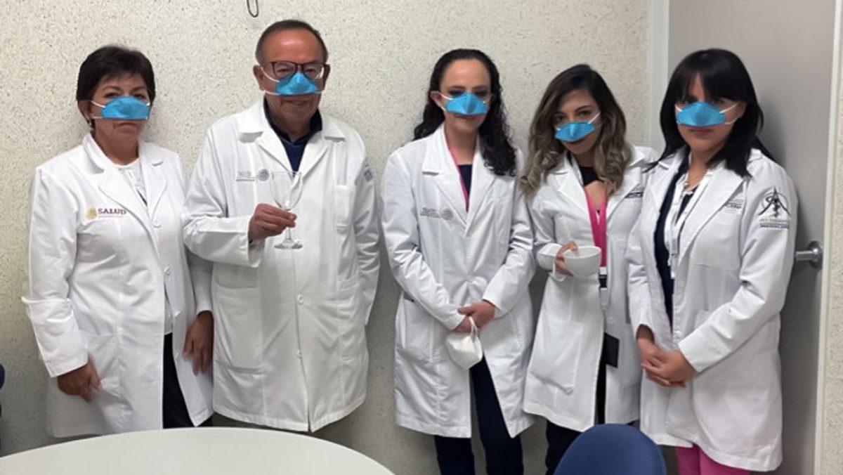 Desarrollan una mascarilla nasal para mitigar los contagios por covid-19