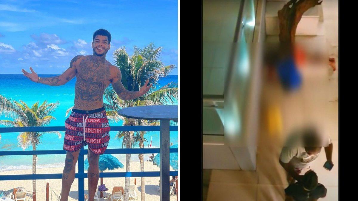 Cantante brasileño se tiró del quinto piso a una piscina y murió al instante