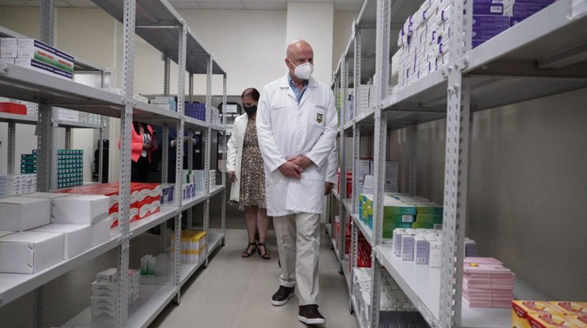 Ecuador declara emergencia focalizada para el abastecimiento de medicamentos