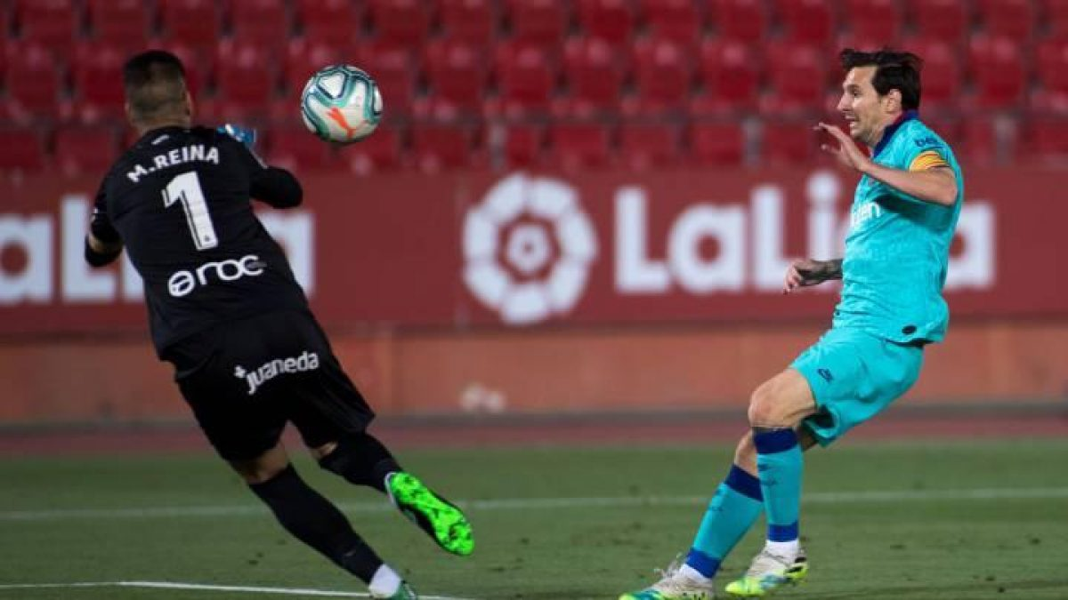 Nuevo récord de Messi: marca 20 goles en 12 temporadas consecutivas