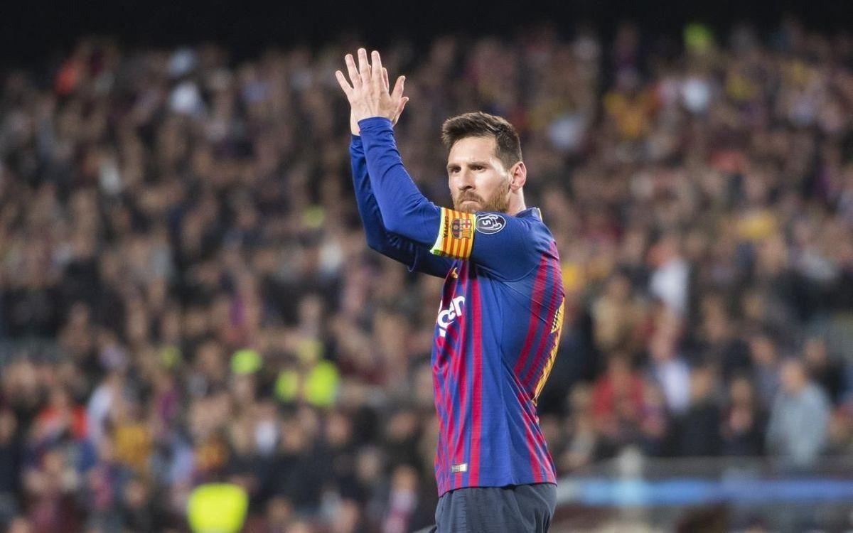 VIDEO | ¡Messi está de cumpleaños!:  Sus mejores goles