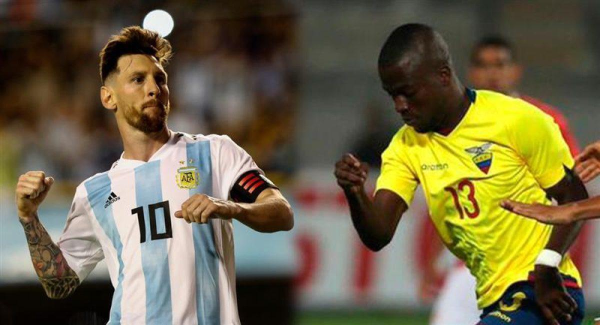 ¡Con Messi a la cabeza! Se confirma alineación de Argentina ante Ecuador
