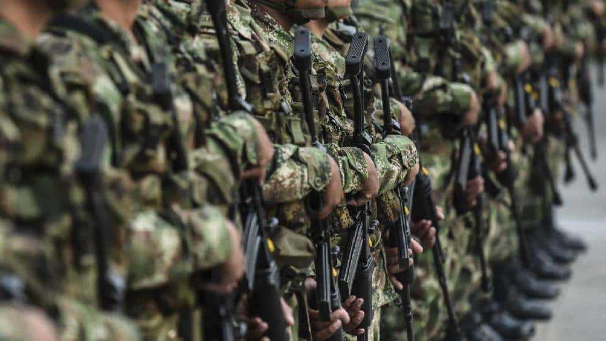 Más de 100 militares de Colombia implicados en casos de abuso sexual a menores