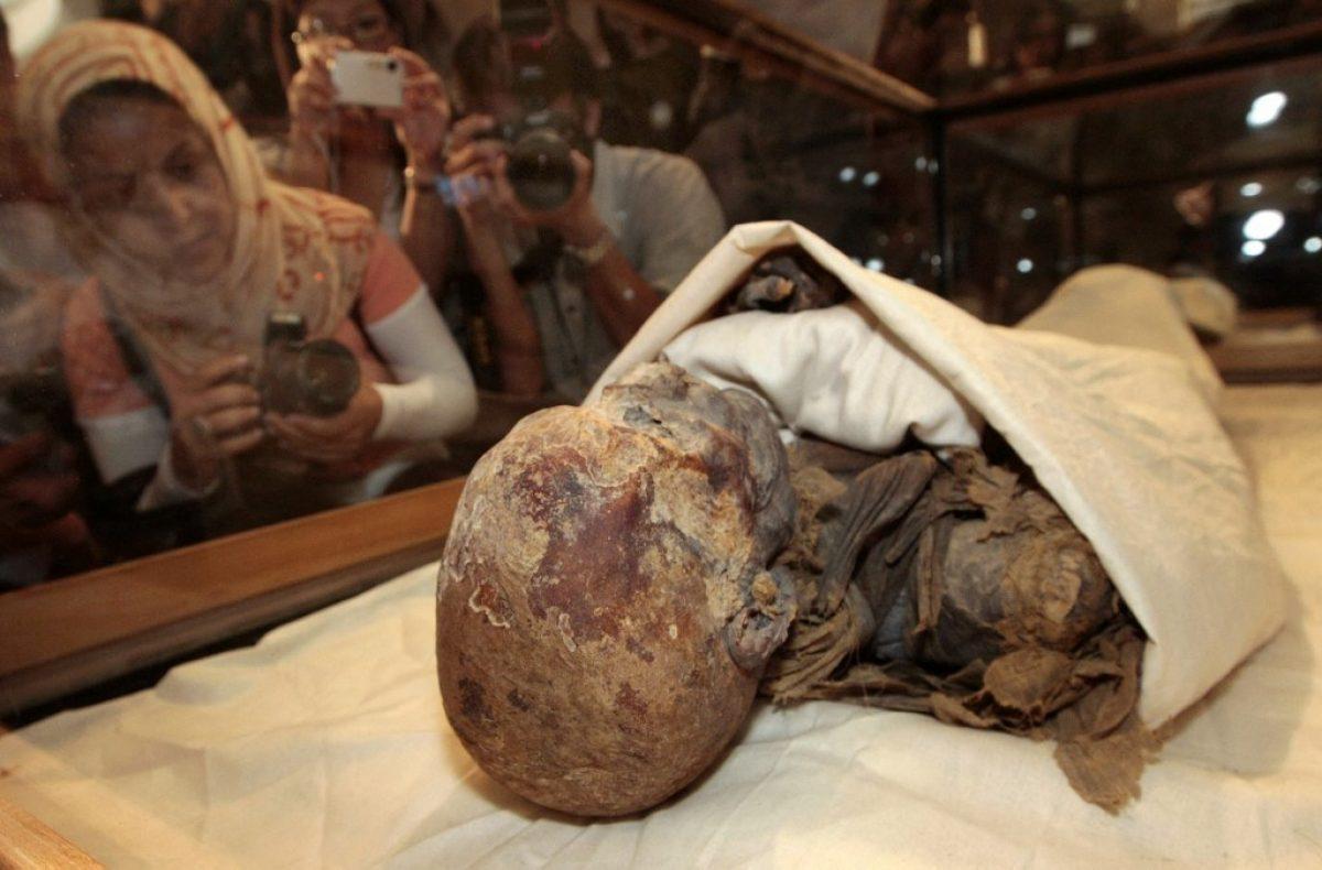 El Cairo prepara un gran 'desfile' de momias reales