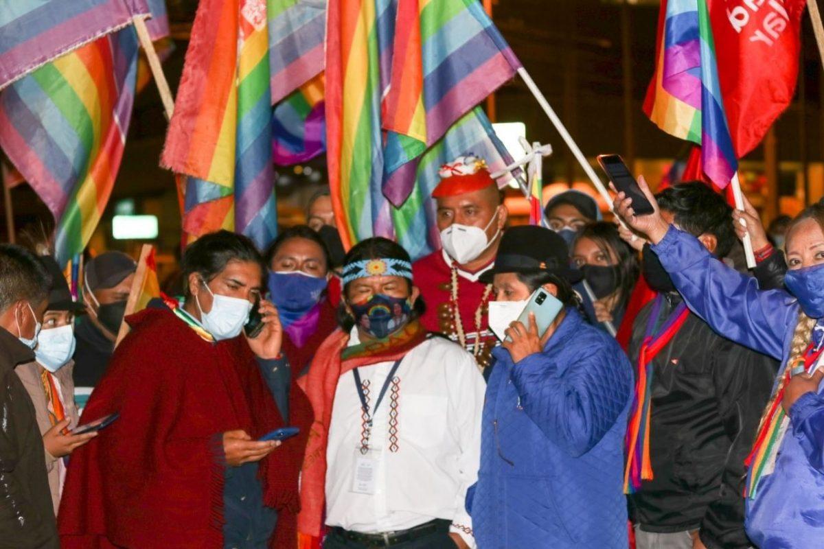 ¡ATENCIÓN! Líderes indígenas anuncian movilización para protestar en Quito