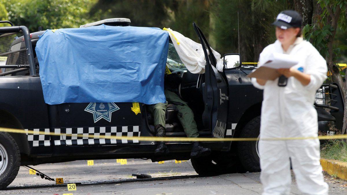 Enfrentamiento entre policías y civiles armados deja 14 muertos en el estado mexicano de Zacatecas