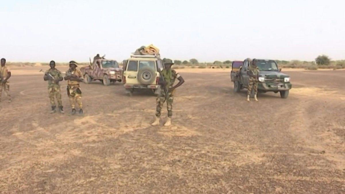 Al menos 60 muertos en ataques en Níger cerca de frontera con Malí