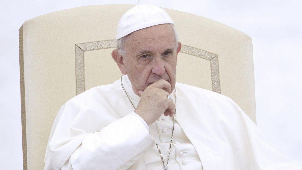 Papa Francisco se pronuncia por las protestas en Colombia