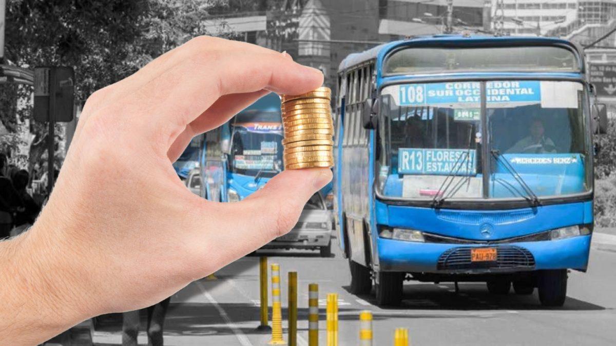 Quito: Pasaje del Trolebús, Ecovía y alimentadores sube a USD 0,35