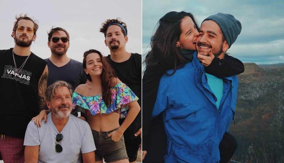 """FOTO   Ricardo Montaner """"amenazó"""" a Camilo y le pidió que le devuelva a su hija"""
