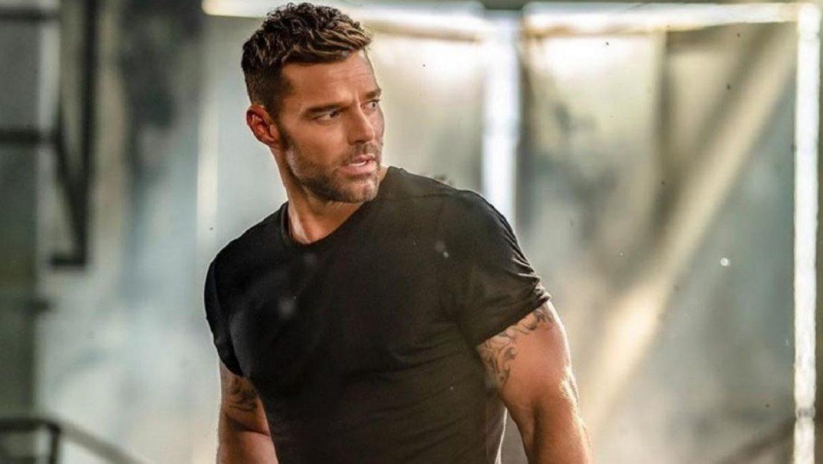 Ricky Martin en ropa interior: La foto que enloqueció a sus fans antes de los Latin Grammy 2020