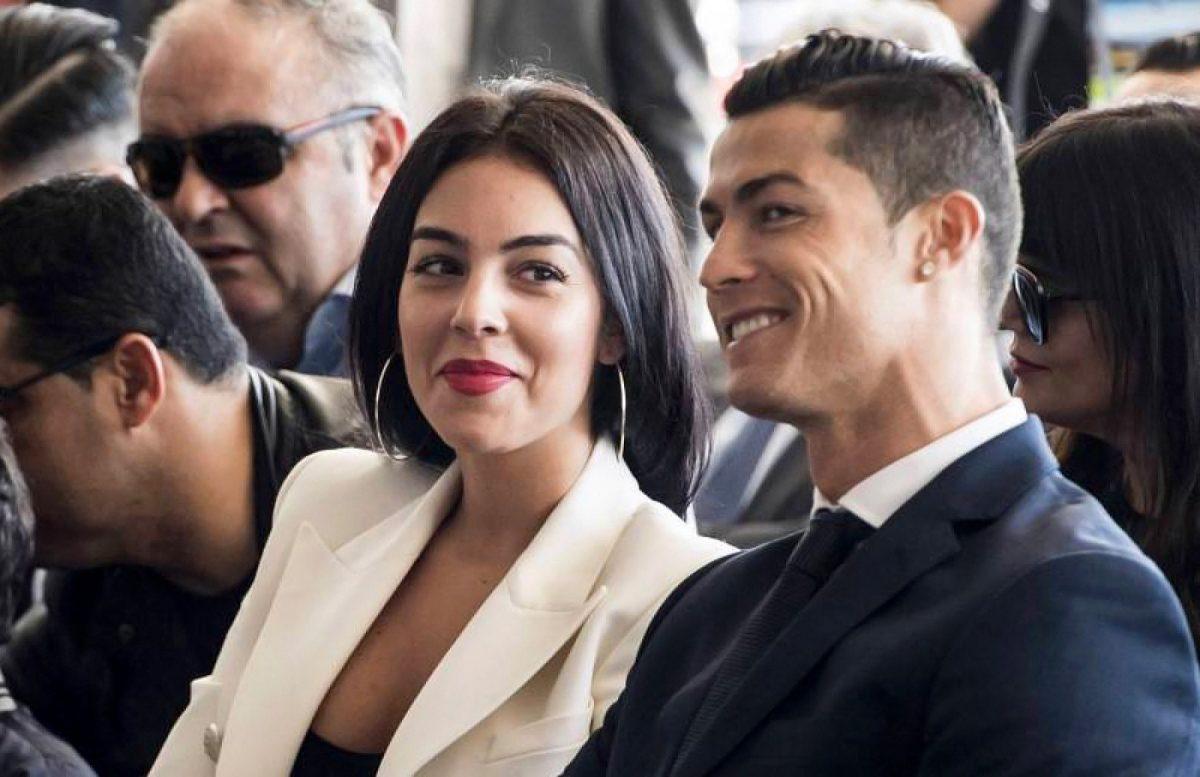 El mensaje de la esposa de Cristiano Ronaldo tras confirmarse que tiene coronavirus