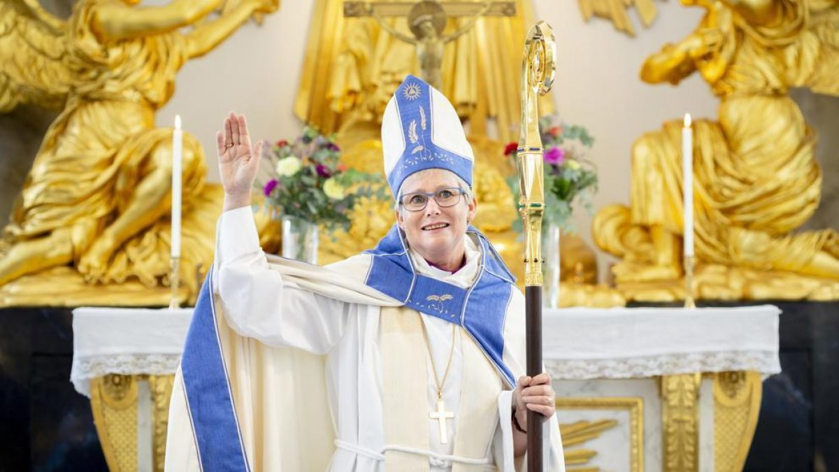 Suecia tiene ahora más sacerdotisas que sacerdotes en la Iglesia Luterana
