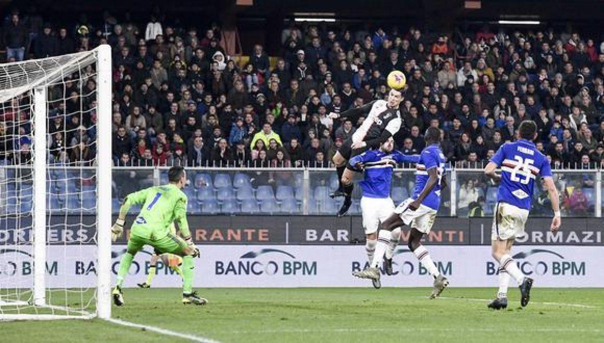 VIDEO | Un futbolista africano rompe el récord de Cristiano Ronaldo al saltar 75 centímetros para anotar de cabeza