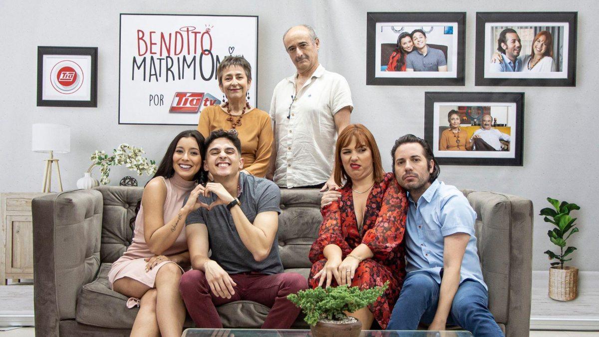 Tía lanza una nueva serie digital 'Bendito Matrimonio'