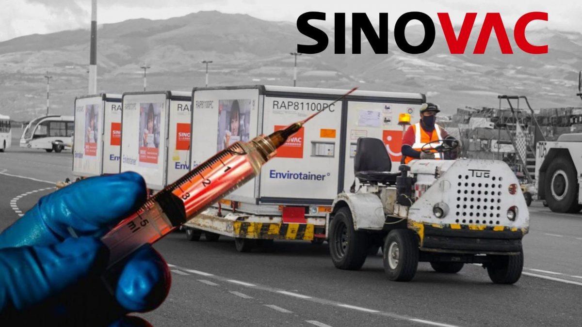 Vacunación en Ecuador: segundas dosis de Sinovac se reanuda hoy en el país