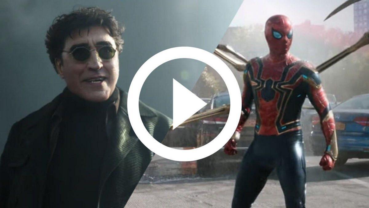 Marvel publica tráiler de la nueva película de 'SpiderMan'