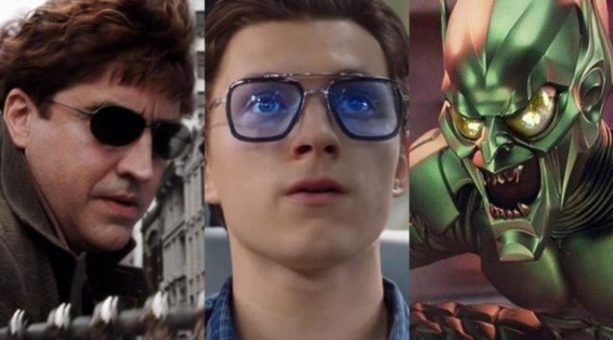 Se filtran imágenes del nuevo tráiler de Spiderman