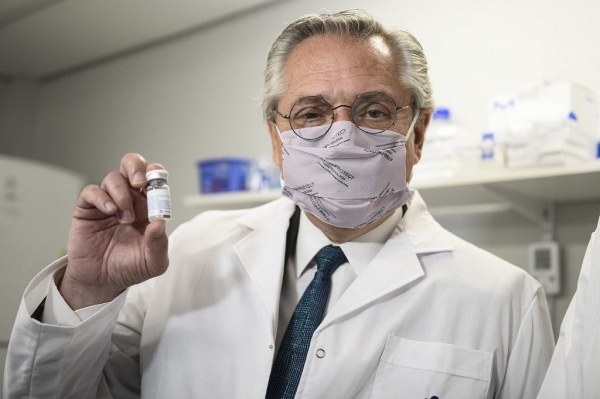 Argentina comienza a usar suero equino hiperinmune para tratar Covid-19