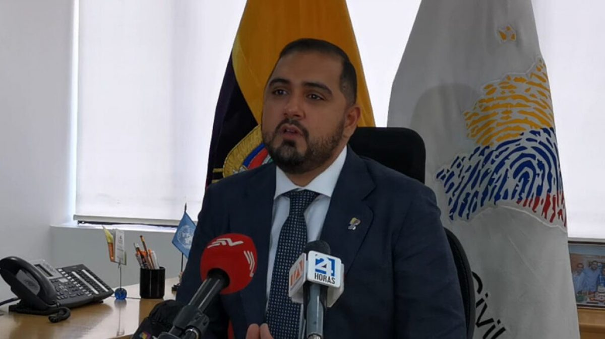 Presidente Lenín Moreno, mediante Decreto Ejecutivo, designó a Vicente Taiano González como nuevo ministro de Inclusión Económica y Social