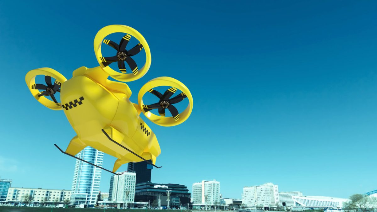 ¿Taxis voladores?: una compañía estadounidense recibe miles de millones de dólares en inversiones para hacerlos realidad en 2024