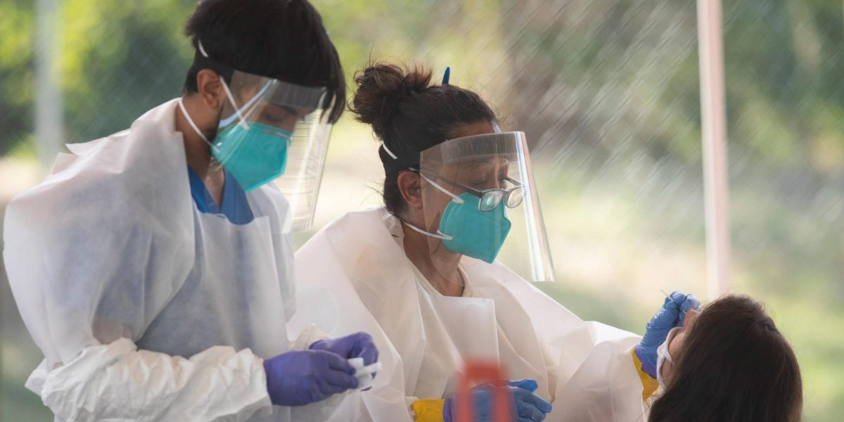 Estados Unidos revela nueva cifra alarmante de muertes por coronavirus