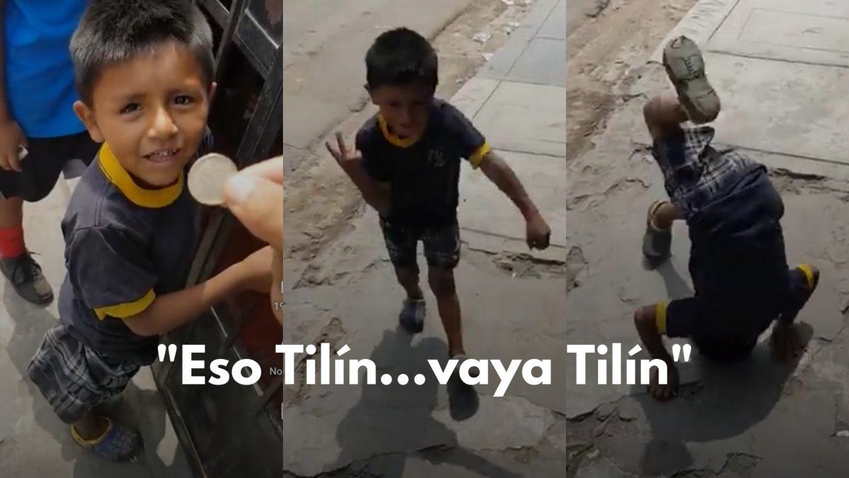 """Eso Tilín…vaya Tilín"": la historia detrás del meme"