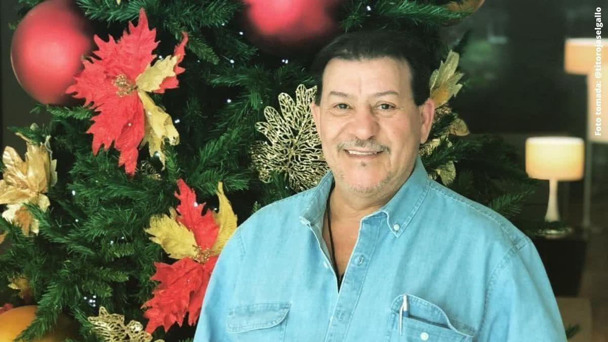 Murió el salsero puertorriqueño Tito Rojas