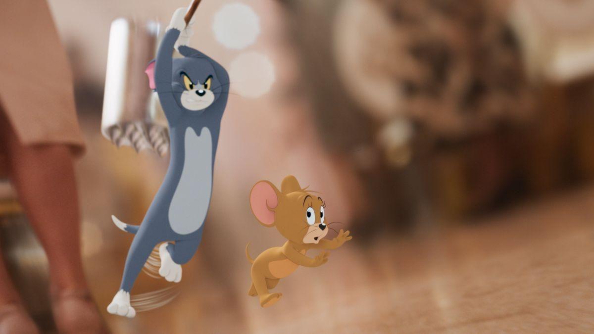 'Tom & Jerry' llega a los cines: mira aquí su tráiler