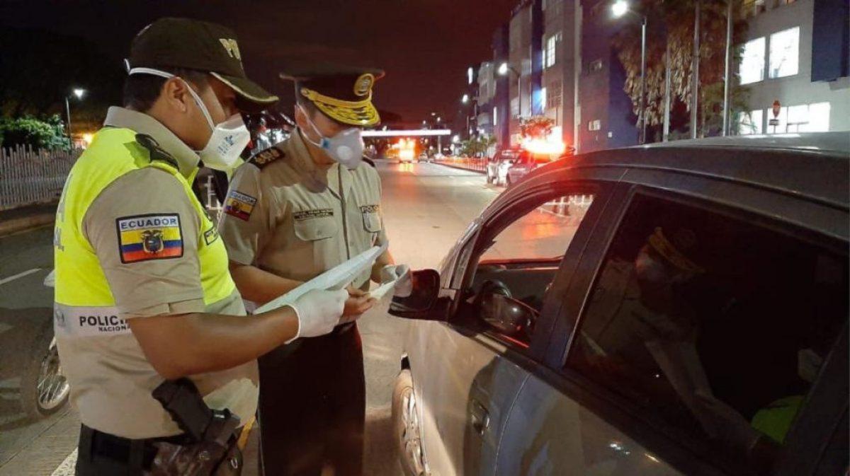 122.376 personas han sido sancionadas por incumplir el toque de queda