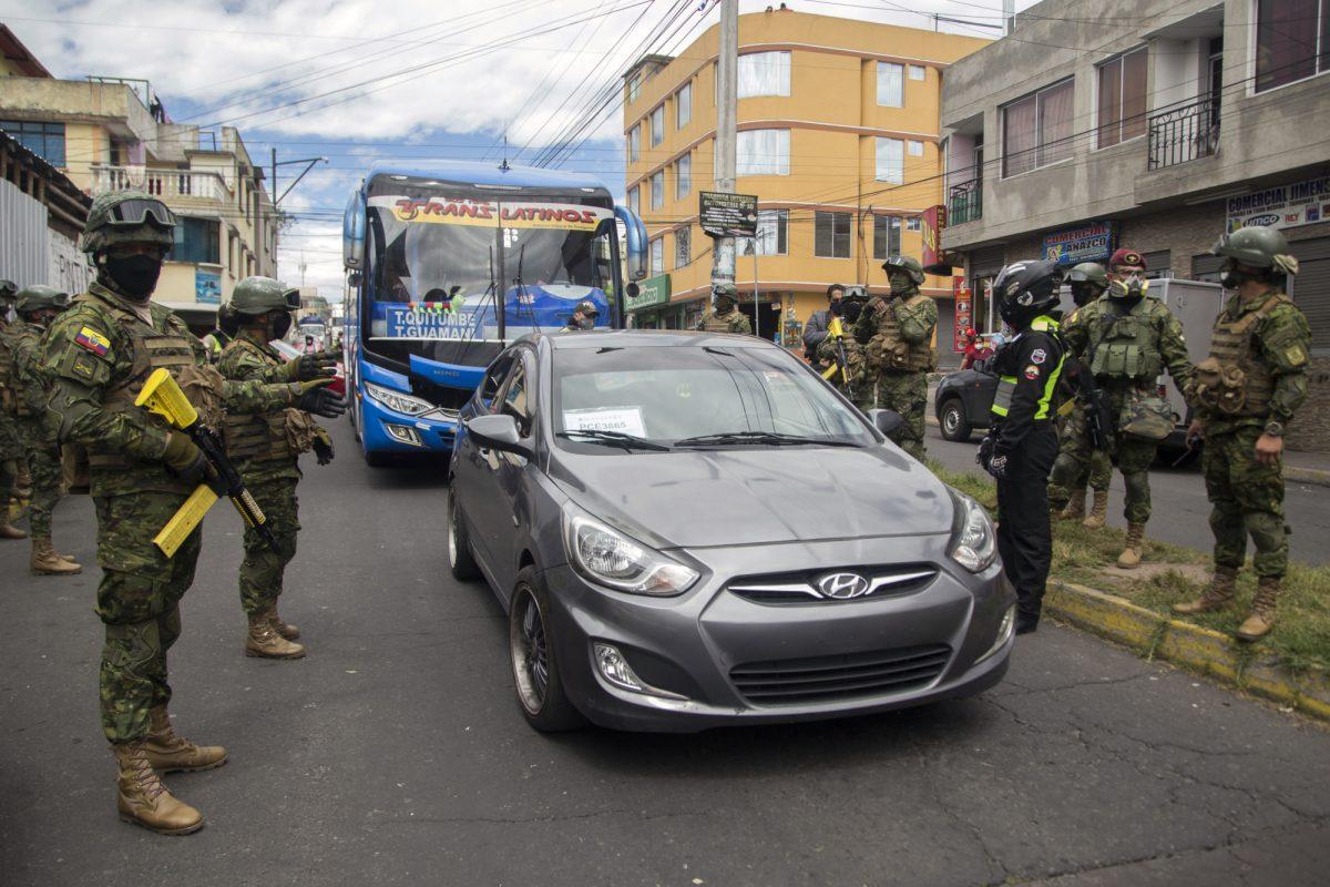 COE Nacional anuncia nuevas medidas ante avance de la pandemia en el Ecuador