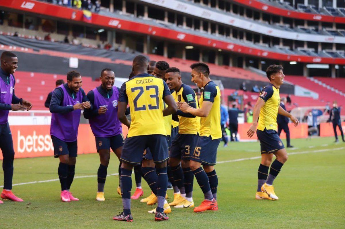 ¡Victoria tricolor! Ecuador supera a Uruguay en Casa Blanca