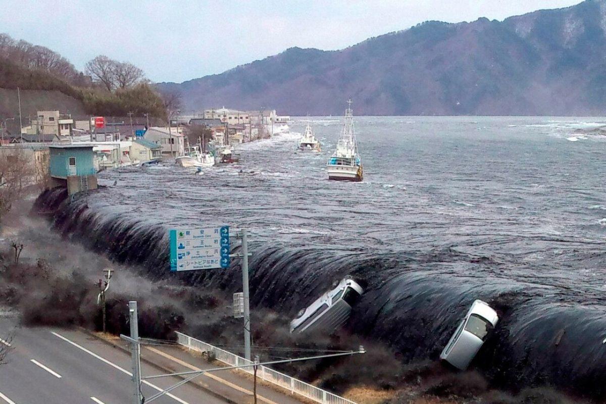 Encuentran cuerpo de mujer que desapareció tras tsunami en Japón en 2011