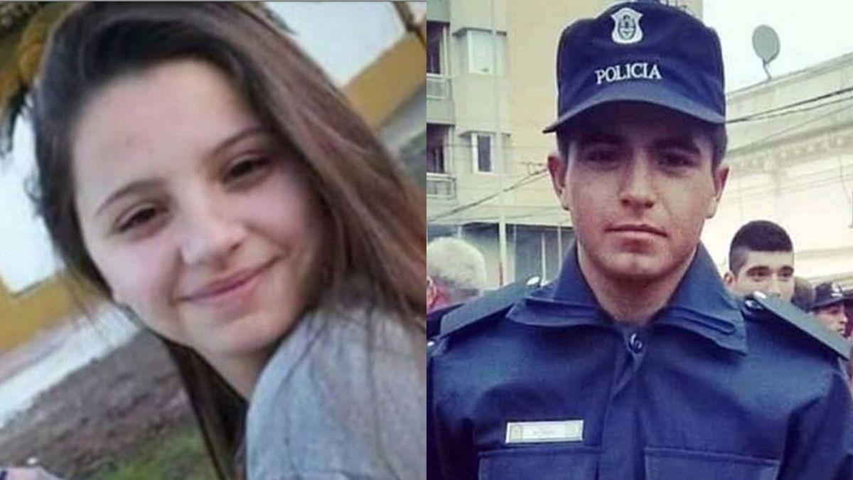 Una policía acusado de femicidio en Argentina se negó a declarar