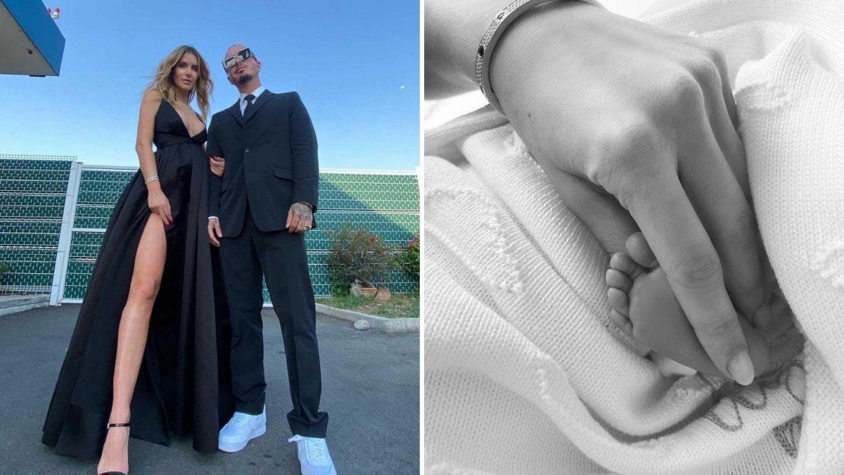 J Balvin y Valentina Ferrer celebran el nacimiento de su primer hijo